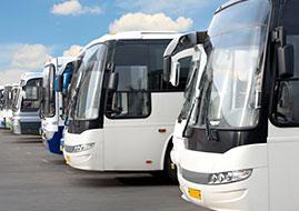 Autobusy monitorování