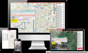 Webová aplikace ONI system