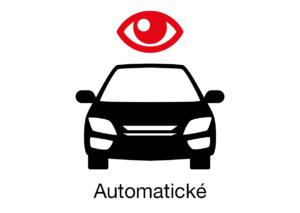 Automatické sledování vozidel