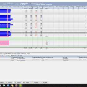 Monitorování docházky