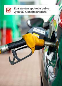 Krádeže paliva