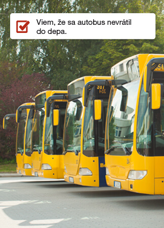 Zóny autobus