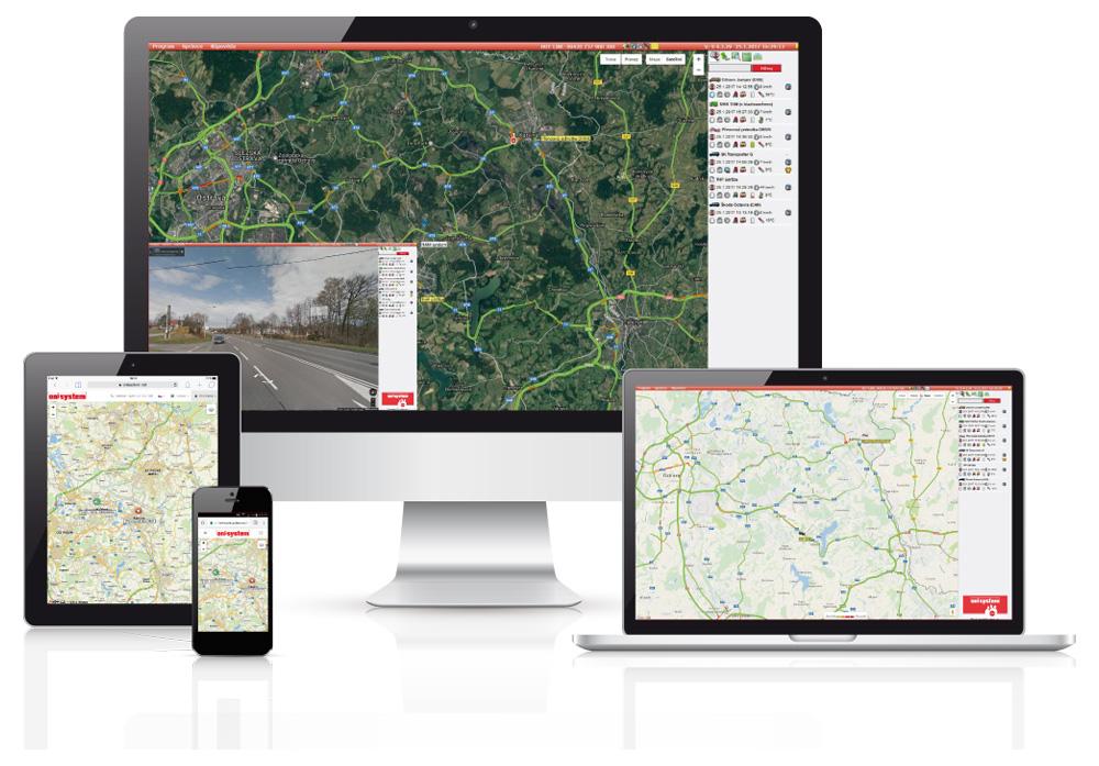 Webová a mobilní aplikace ONI system