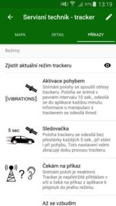 tracker prikaz NAM tracker