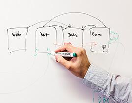 Vývoj aplikací na míru ONI system