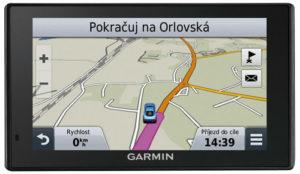 Garmin navigace