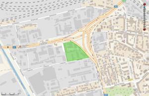Vykreslení zóny na mapě