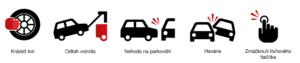 Zabezpečení vozidla Sledování ONI system