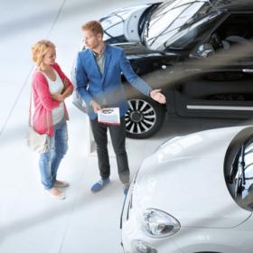 Půjčování aut