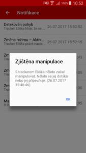 Push notifikace