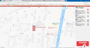 Vymedzenie zóny parkovania komunálnej techniky