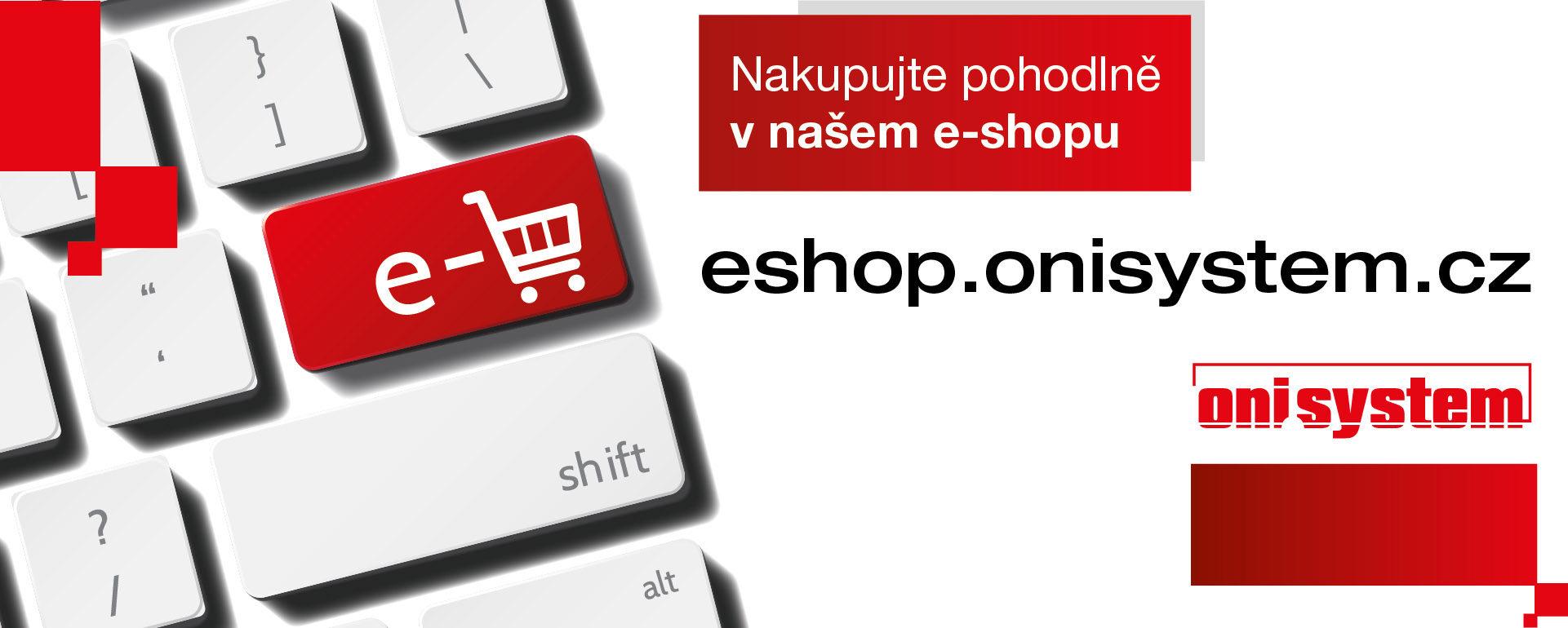 E-shop ONI system